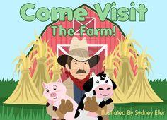 Visit The Farm! by SydneysDoodles.deviantart.com on @deviantART