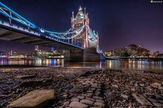 Most, Tower Bridge, Londyn, Anglia