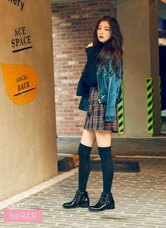 Bae Joohyun Photoshoot For Nuovo Shoes Korea 171020 Red Velvet アイリーン, Red Velvet Irene, Velvet Style, Seulgi, Taehyung, Red Velvet Photoshoot, Velvet Fashion, Girl Fashion, Womens Fashion