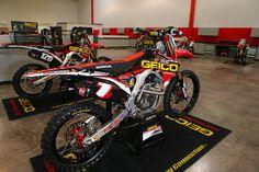 Justin Bogle's GEICO Honda
