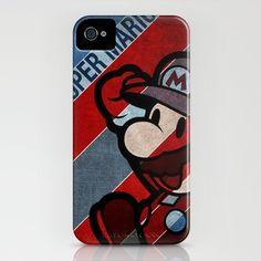 Super Mario Case iPhone 4 / 4S