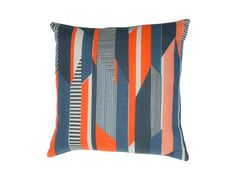 Hand screen printed Irish linen cushions designed by Tamasyn Gambell.