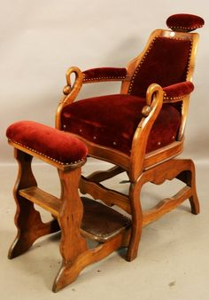 art deco neoclassical swan chair for sale only one available