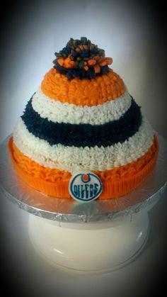 Birthday Fun, Birthday Parties, Birthday Cakes, Birthday Ideas, Cake Icing, Cupcake Cakes, Cupcakes, Hockey Cakes, Hockey Party