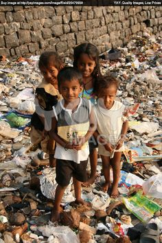 Children of the Slum. *To find out how to sponsor a disadvantaged child's education in India, please go to: www.healcharity.org