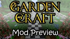 New post (GardenCraft Mod 1.6.2) has been published on GardenCraft Mod 1.6.2  -  Minecraft Resource Packs