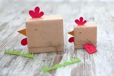20 ideas para envolver regalos infantiles