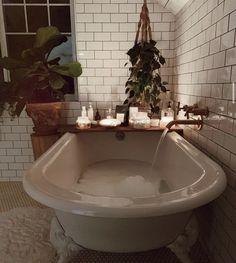The Best Bath Soak Recipe for Stress Relief Turbulence Deco, Best Bath, Relaxing Bath, Aesthetic Rooms, My New Room, Bathroom Inspiration, Bathroom Interior, My Dream Home, Dream Life