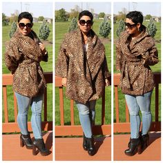 Blanket Coat Sew Along