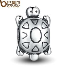 Silver Plated Cute Turtle Beads Fit Bracelet Necklace Pendant Original Jewelry Accessories PA5288 $2.94   => Save up to 60% and Free Shipping => Order Now! #fashion #woman #shop #diy  http://www.rodjewelry.com/product/silver-plated-cute-turtle-beads-fit-bracelet-necklace-pendant-original-jewelry-accessories-pa5288/