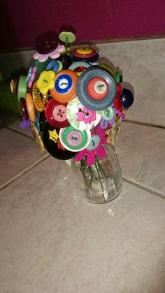 Bouquet boutons
