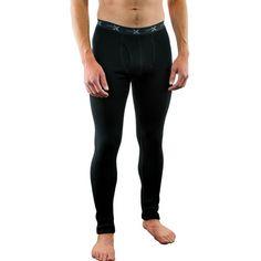 Mens Merino Wool Base Layer Bottoms - Midweight - Free Shipping | http://www.woolx.com/