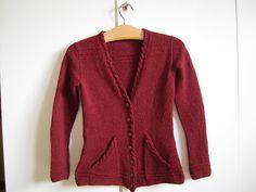 Reine Blazer, Fall, Sweaters, Pattern, Jackets, Women, Fashion, Queen, Autumn
