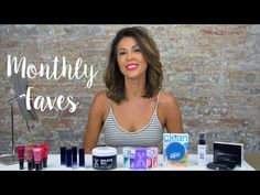 Monthly Faves | Formula X, Marc Jacobs, Maybelline