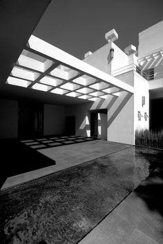 Casa Quiñones. Pedro Castellanos Lambley. Guadalajara, Jalisco. Fotografía: Marcos Betanzos.