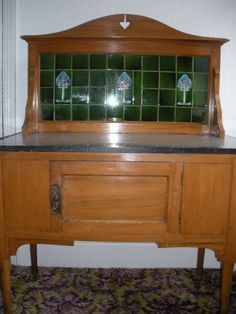 Wash stand, Chesterfield and Stand for on Pinterest