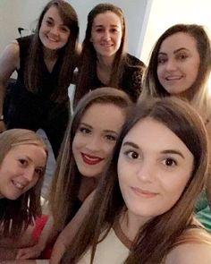 Saturday 16th September 2017: Cornish takeover Clapham! Infernos for Cara's birthday 🎉