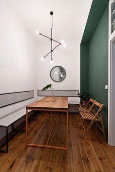Student Dorm With Practical Interior Design