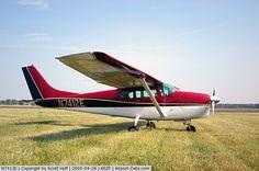 Aircraft N7412E (1960 Cessna 210 C/N 57112) Photo by Scott Huff ...