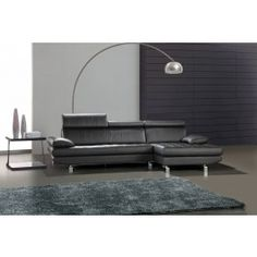 Strange Corbin Brown Modern Sectional Sofa Interior Express Caraccident5 Cool Chair Designs And Ideas Caraccident5Info