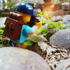 Everything Is Awesome, Lego Stuff, Legoland, Jurassic World, Macro Photography, Lego Star Wars, Legos, Hogwarts, Real Life