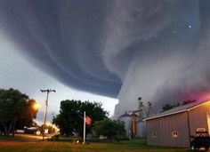 tornado in Iowa boy scout camp, killed 4 boys 2008. The week before my daughter was their at YW camp, they left early because of the rain storms