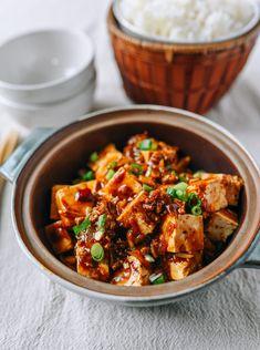 Spicy Garlic Tofu: 20 Minute Recipe! - The Woks of Life