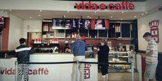 Espresso in the fast lane @Vida e Caffe