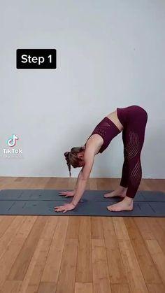 Full Body Gym Workout, Gym Workout Tips, Waist Workout, Fitness Workout For Women, Fitness Workouts, Yoga Fitness, Gymnastics Tricks, Gymnastics Skills, Gymnastics Workout