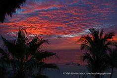 Tropical Sunrise, Mexico by markapaulson, via 500px