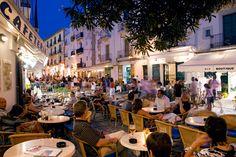 Barrio de Dalt Vila (Ibiza): un barrio alegre y cosmopolita