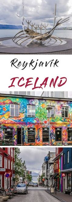 Self guided walking tour Reykjavik. Do it yourself and save money. Easy to navigate routes with all the main Reykjavik points of interest.