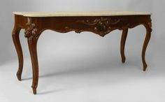 console tables victorian