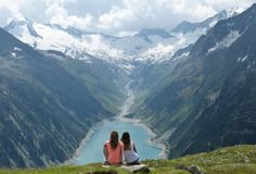 Picture of the Day: Hanging Bridge in the Zillertal Alps