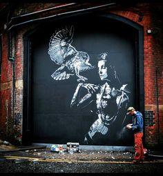Street Art by Tankpetrol