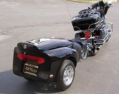 Trailer. We need this for long trips