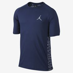 ELEVATED COMFORT The Jordan Core Men's T-Shirt is cut with raglan sleeves and panels under the arms and at the sides for a natural fit and feel. Benefits Dri-FIT fabric helps keep you dry and comfortable Raglan sleeves and strategically placed panels for a natural feel Product Details Fabric: Dri-FIT 58% cotton/42% polyester Machine wash Imported