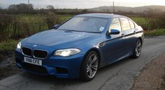 BMW M5 tested and reviewed