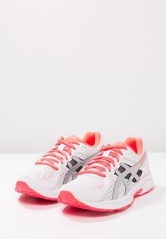 wholesale dealer f3ff2 05db7 ASICS GEL-CONTEND 3 - Zapatillas running con amortiguación - white hot  coral