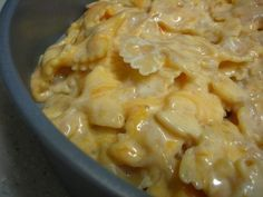 Revolutionary Mac Cheese The pasta is cooked in the milk, which forms the base for the sauce. No water, no draining... Ive been looking for this recipe for years!!! 2 cup pasta, 2 cup milk, 1 cup cheese