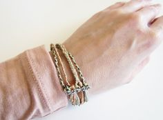 Etcetorize: Braided Bracelet