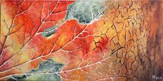 Autumn mood, acrylic painting cm from www. Nature Paintings, Ale, Autumn, Mood, Shapes, Paintings Of Nature, Fall Season, Ale Beer, Fall
