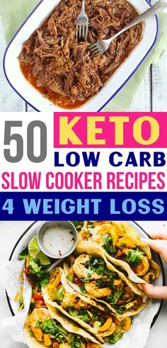 These keto slow cooker recipes make the best low carb dinners!!! Love all these keto crock pot recipes for weight loss!!! I'm on a keto diet & am so excited to make these keto slowcooker dinner recipes!!! Healthy crockpot soups too!
