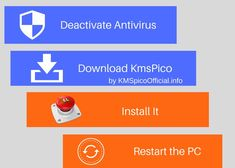 How to install windows 10 activator KMSPPICO? #kmspico #windows10