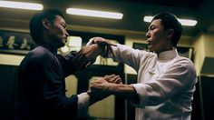 It's about IP Man 3