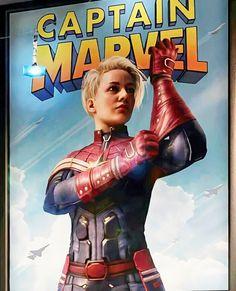 Captain Marvel News, Ms Marvel, Marvel Comics, Marvel Universe, Avengers, Photo And Video, Heroines, Model, Instagram