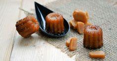 15 recettes de cannelés sucrés à croquer - Cannelés maison au zeste de citron - Cuisine AZ