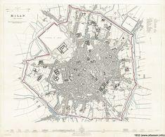 Milano 1832-1947 - La città che sale 1 - Stagniweb