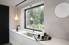 Tiivi Kiinteä ikkuna-Casa Forte Keittiö-Asuntomessut 2012