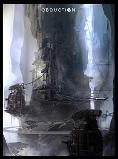 Media - Obduction - Obduction by Cyan, Inc. Epic Games, Best Games, Adventure Games, Fantasy Artwork, Game Design, Concept Art, Star Wars, Sketches, Marvel